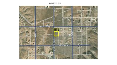 Apple Valley Residential Lots & Land For Sale: 8825 Candlelight Street