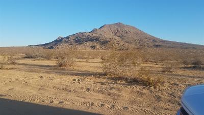Apple Valley Residential Lots & Land For Sale: W Side Bell Mtn #1