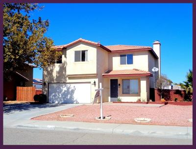 Adelanto Single Family Home For Sale: 11524 Winter Place