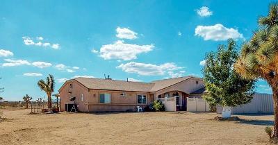 Phelan Single Family Home For Sale: 8895 Goss Road
