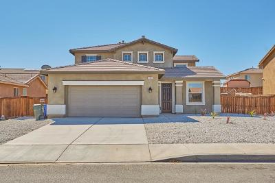 Adelanto Single Family Home For Sale: 11811 Justine Way