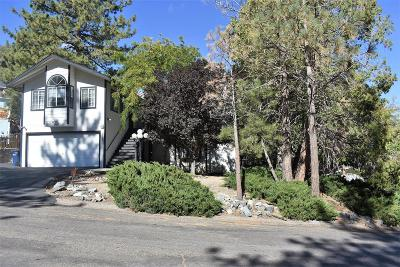 Wrightwood Single Family Home For Sale: 5227 Desert View Drive