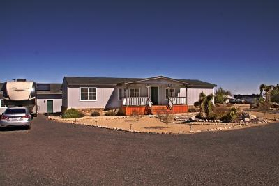 Pinon Hills Single Family Home For Sale: 2222 Fremontia Road