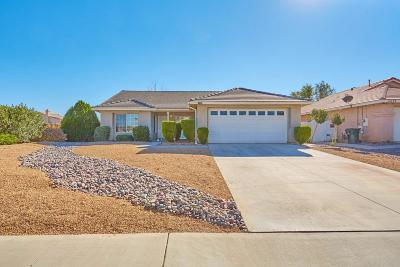 Adelanto Single Family Home For Sale: 11689 Cornell Street