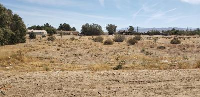 San Bernardino County Residential Lots & Land For Sale: Hesperia Road