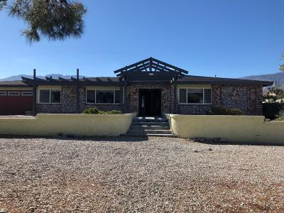 Lucerne Valley Single Family Home For Sale: 32777 Azurite Road