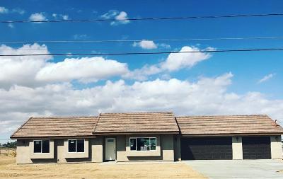 Hesperia Single Family Home For Sale: 15144 Walnut Street