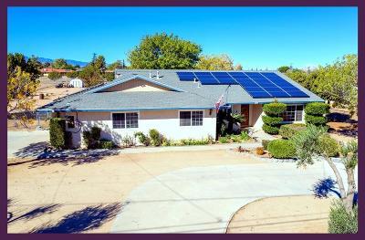 Hesperia Single Family Home For Sale: 8300 7th Avenue