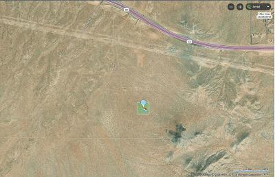 San Bernardino County Residential Lots & Land For Sale: Vacant Road