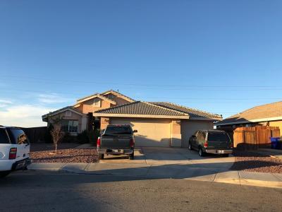 Adelanto Single Family Home For Sale: 11400 Highland Court
