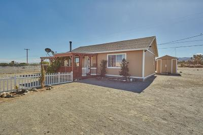 Phelan CA Single Family Home For Sale: $244,900