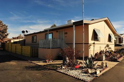 Hesperia Mobile/Manufactured For Sale: 8655 Santa Fe Avenue E #15