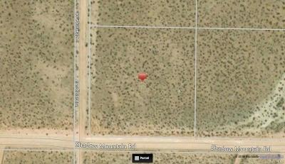 Adelanto Residential Lots & Land For Sale: Sun Hill Airport Road