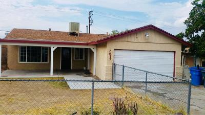Barstow Single Family Home For Sale: 1817 Forane Street