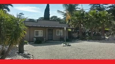 San Bernardino Single Family Home For Sale: 15575 Cajon Boulevard