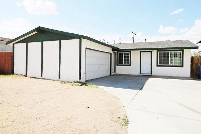 Barstow Single Family Home For Sale: 1637 Sunset Street