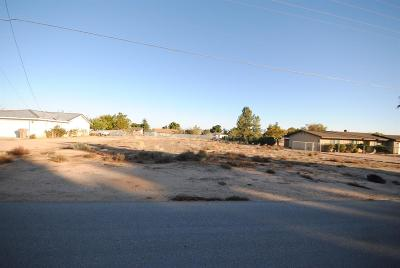 Hesperia Residential Lots & Land For Sale: Bascom Street