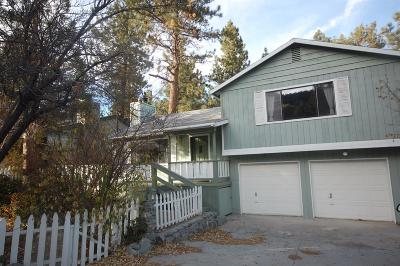 Wrightwood Single Family Home For Sale: 1876 Sparrow Road