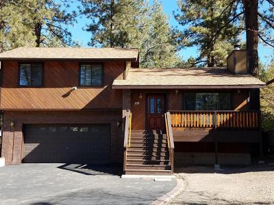 Wrightwood Single Family Home For Sale: 5615 Heath Creek Drive