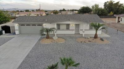 Victorville Single Family Home For Sale: 14993 Coalinga Road