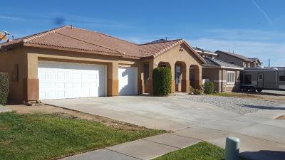 Hesperia Single Family Home For Sale: 13872 Lemongrass Way