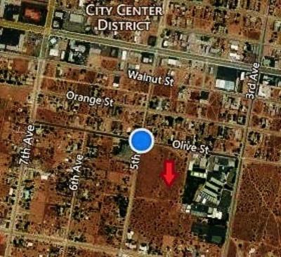 Hesperia Residential Lots & Land For Sale: 1.73 Acres Olive & 3rd. Avenue