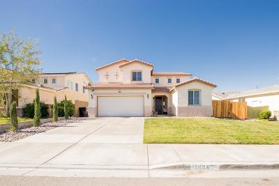 Victorville Single Family Home For Sale: 12854 High Vista Street