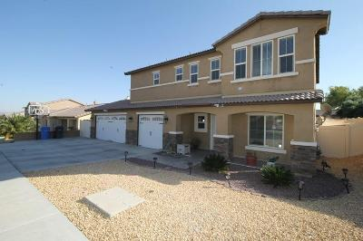 Barstow Single Family Home For Sale: 2232 Dove Avenue