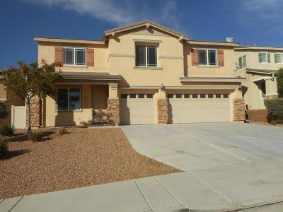 Victorville Single Family Home For Sale: 15846 Apache Plume Lane