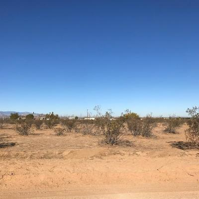 Apple Valley Residential Lots & Land For Sale: Tujunga Road