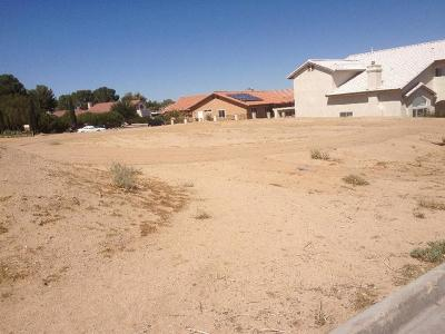Helendale Residential Lots & Land For Sale: 14852 Autumn Lane
