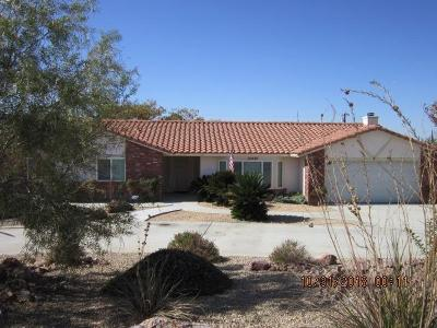 Apple Valley Single Family Home For Sale: 14420 Apple Valley Road