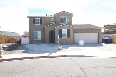 Victorville Single Family Home For Sale: 13471 Snowdrop Court