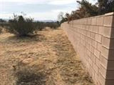 Apple Valley Residential Lots & Land For Sale: 18792 Corwin Road