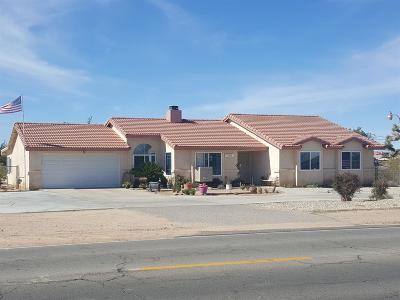 Hesperia Single Family Home For Sale: 11636 Oakwood Avenue