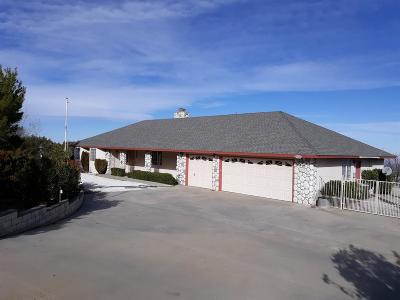 Pinon Hills Single Family Home For Sale: 2772 Cygnet Road