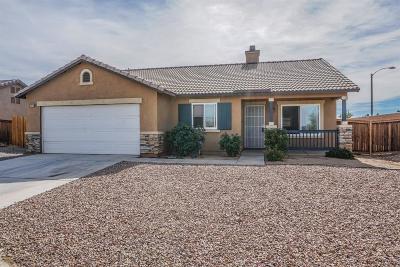 Adelanto Single Family Home For Sale: 11913 Macon Court