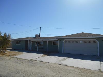 Barstow Single Family Home For Sale: 25461 Pebble Way
