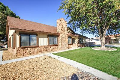 Victorville Single Family Home For Sale: 13399 Riverview Drive
