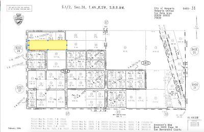 Oak Hills Residential Lots & Land For Sale: Fuente Street