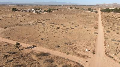 Apple Valley Residential Lots & Land For Sale: Shirwaun Road