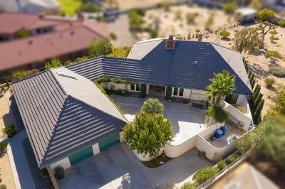 Apple Valley Single Family Home For Sale: 13784 Choco Road