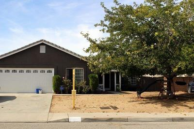 Adelanto Single Family Home For Sale: 14784 Cypress Road