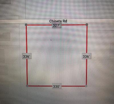 Apple Valley Residential Lots & Land For Sale: Chipeta Road