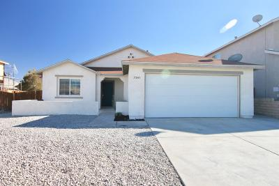 Victorville Single Family Home For Sale: 11841 Fern Pine Street