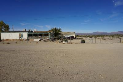 Lucerne Valley Single Family Home For Sale: 34252 Sunset Road