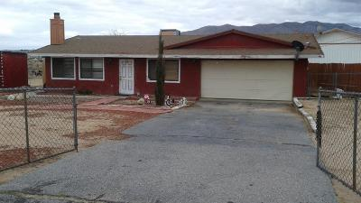 Hesperia Single Family Home For Sale: 19290 Glendale Court
