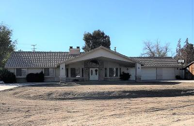 Apple Valley Single Family Home For Sale: 19285 Chole Road