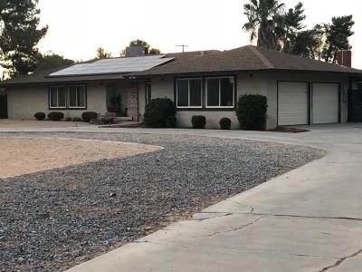 Apple Valley Single Family Home For Sale: 14196 Gayhead Road