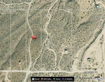 San Bernardino County Residential Lots & Land For Sale: Meehleis Road